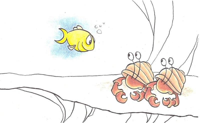 LittleFishAndCrabs